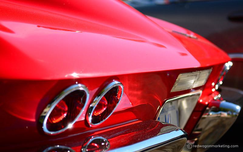2015 Peach City Beach Cruise - 1967 Corvette Stingray Photo