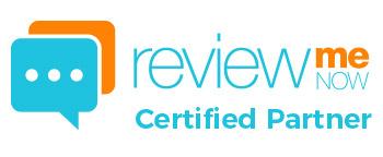 ReviewMeNow Certified Partner Logo