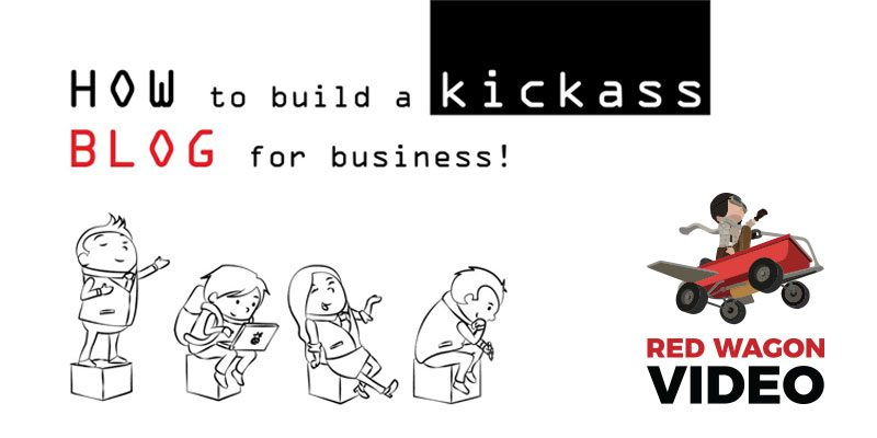 eGuide - How to build a kick-ass blog for business